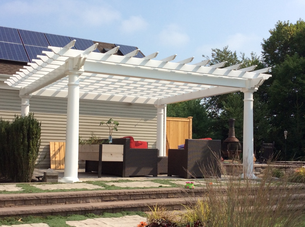 Pergolas Fontana Outdoors Garden Center