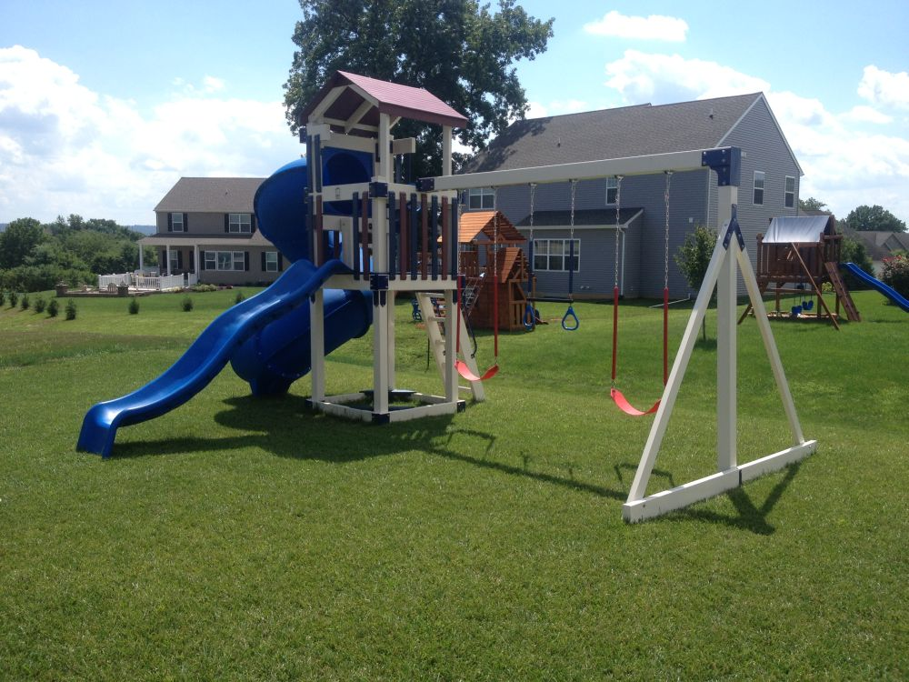 Swing Sets_Fontana Outdoors